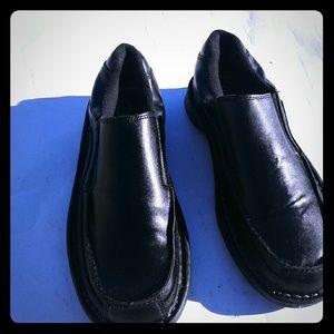 Dr. Scholls Comfort Cushion Black Shoes